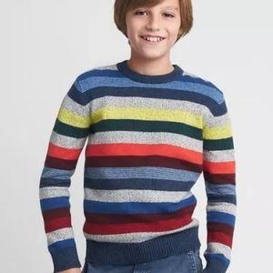 Gap Kid's Crazy Stripe Sweater